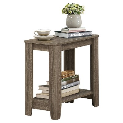 Side Accent Table - Dark Taupe - EveryRoom