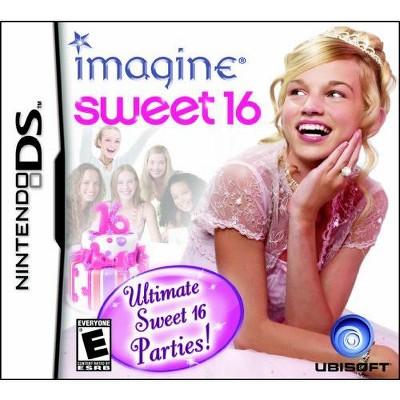 Imagine: Sweet 16 - Nintendo DS