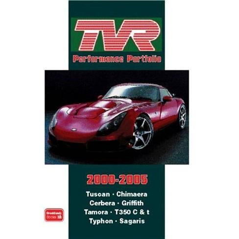 TVR Performance Portfolio 2000-2005 - by  R M Clarke (Paperback) - image 1 of 1