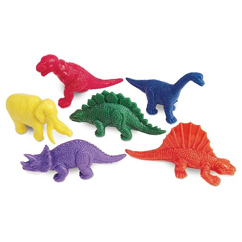 Learning Resources Mini Dino Counters, Set of 108 - image 1 of 1