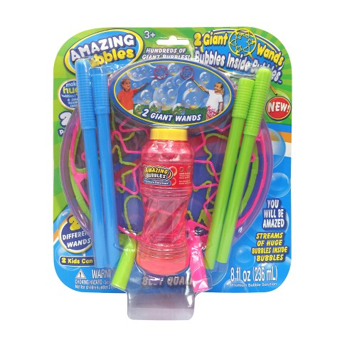Amazing Bubbles Giant Wands 2pc - image 1 of 2