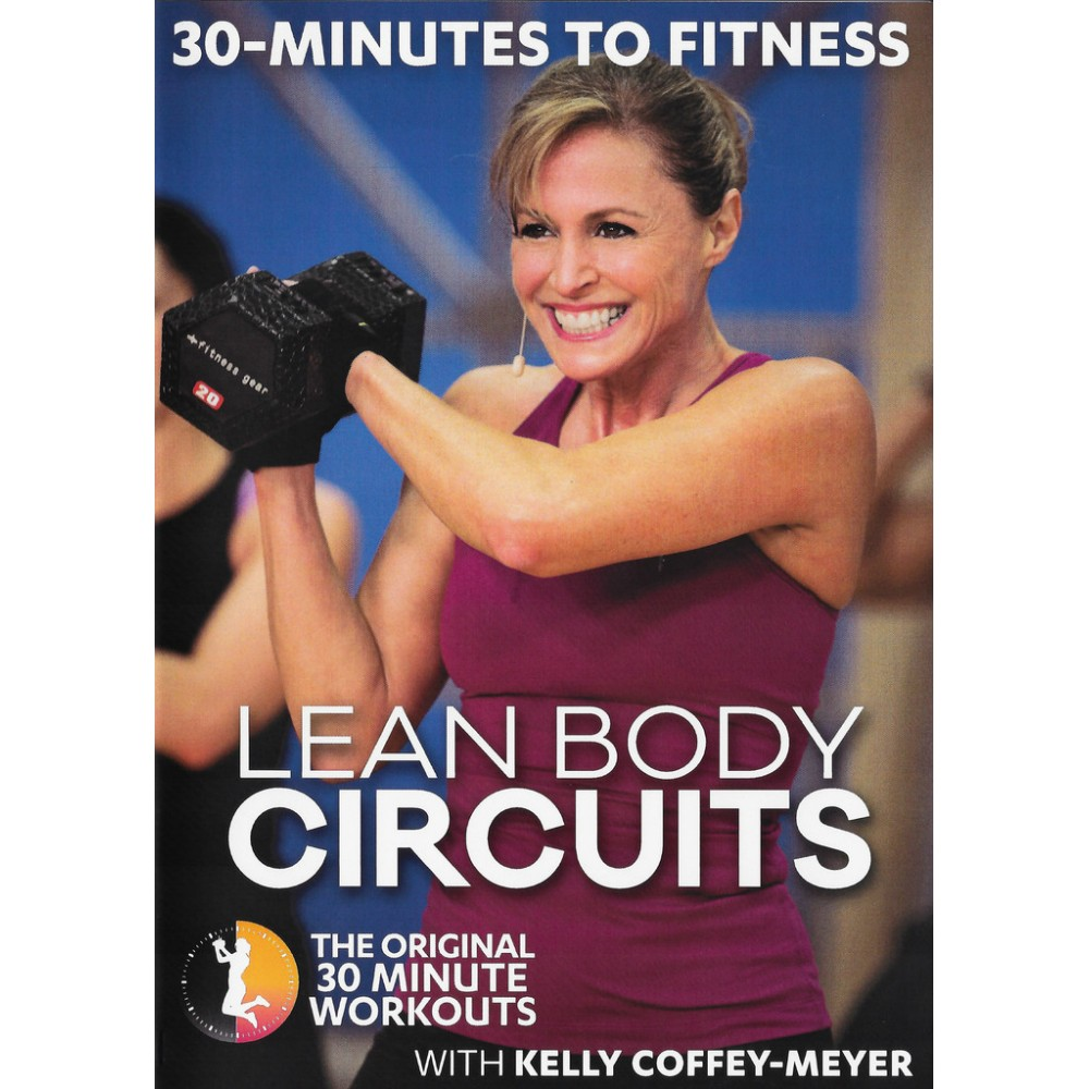 30 Minutes To Fitness:Lean Body Circu (Dvd)
