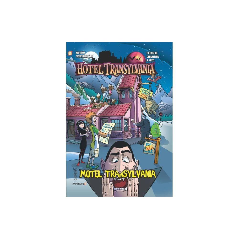 Hotel Transylvania Graphic Novel Vol 3 Hotel Translyvania By Stefan Petrucha Hardcover