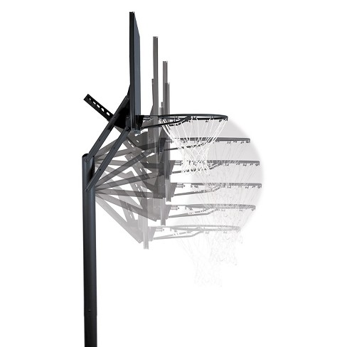 "Lifetime Fusion 48"" Steel In Ground Basketball Hoop - image 1 of 2"