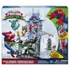 Marvel Spider-Man Web City Showdown Play Set - image 2 of 4