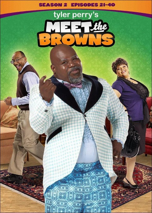 Tyler Perry's Meet the Browns: Season 2 [3 Discs] - image 1 of 1