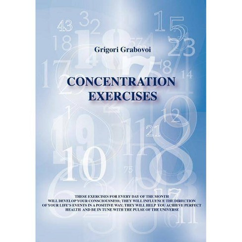 Concentration Exercises - by  Grigori Grabovoi (Paperback) - image 1 of 1