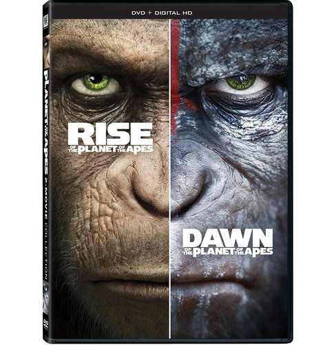 Rise Of The Planet Of The Apes/Dawn O (DVD) - image 1 of 1