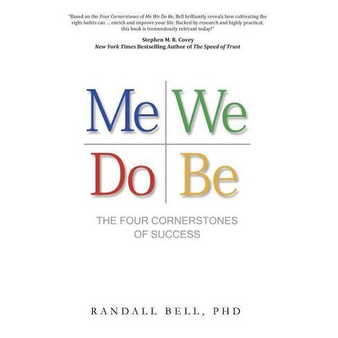 Me We Do Be - by  Randall Bell (Hardcover) - image 1 of 1