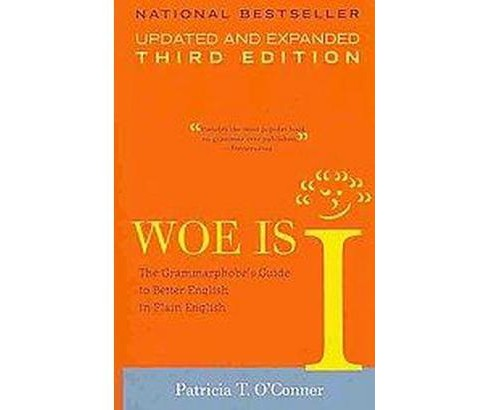 Woe is I (Updated / Expanded) (Paperback) - image 1 of 1