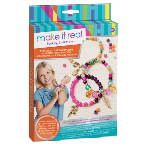 Make It Real Graphic Jungle Bracelets - image 1 of 4