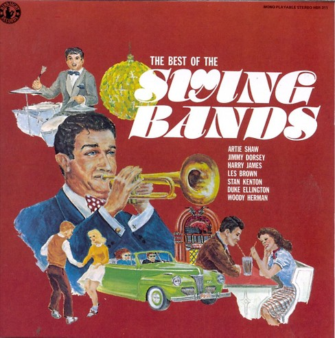 Various - Best of swing bands (CD) - image 1 of 1