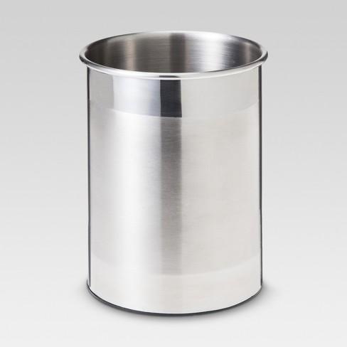 Stainless Steel Utensil Storage