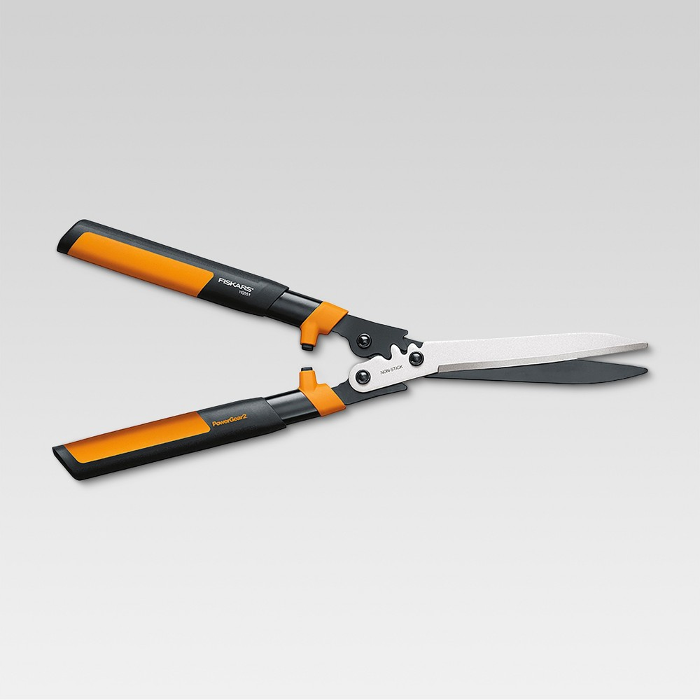 Fiskars PowerGear 2 Hedge Shears (23), Multi-Colored