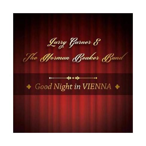 Larry Garner - Good Night in Vienna (CD) - image 1 of 1