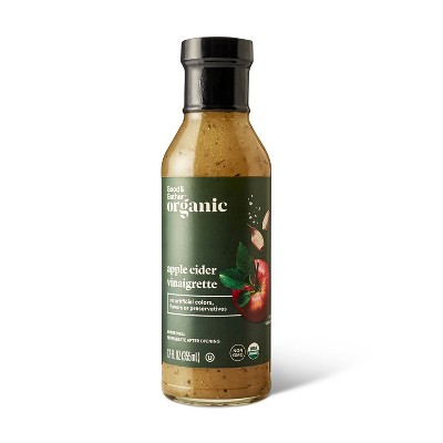 Organic Apple Cider Vinaigrette - 12oz - Good & Gather™