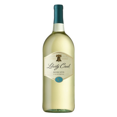 Liberty Creek Moscato/Muscat White Wine - 1.5L Bottle - image 1 of 1