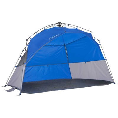 Lightspeed Outdoors XL Sport Shelter Instant Pop Up, Portable Sun Shelter, UPF 50
