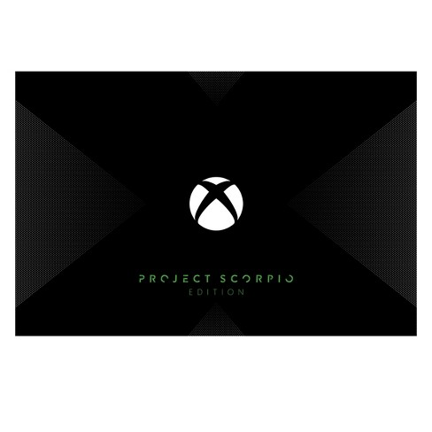 a6393de54b3f Xbox One X 1TB Project Scorpio Edition   Target