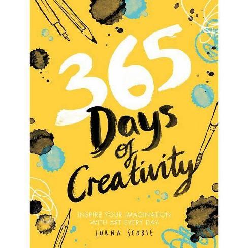 365 Days of Creativity - (Paperback) - image 1 of 1