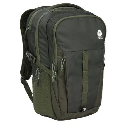 Sierra Designs 19.69'' Sonora Pass 27L Daypack - Green