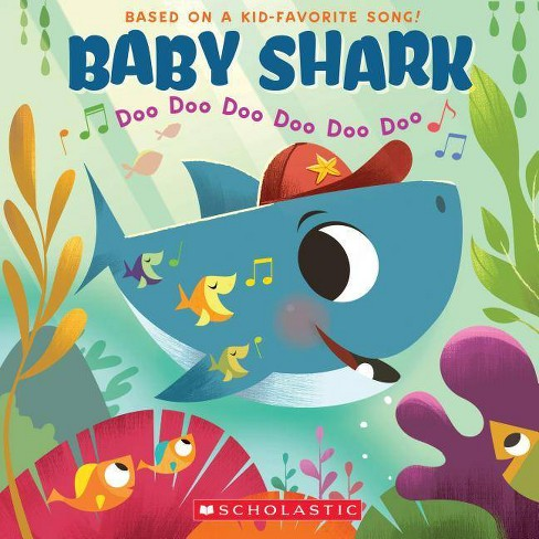 Baby Shark : Doo Doo Doo Doo Doo Doo -  by John John (Paperback). - image 1 of 1