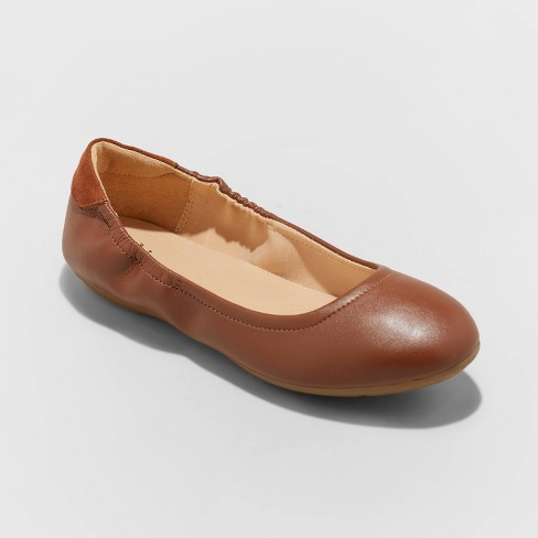 Women's Meredith Ballet Flats - A New Day™ - image 1 of 4