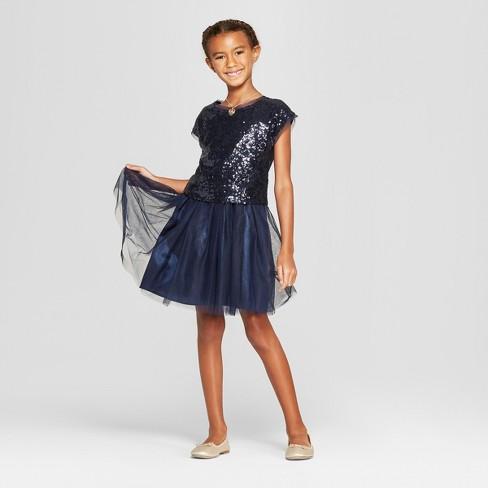 ee00e510a1320 Girls' Stacy Ballet Flats - Cat & Jack™