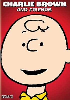 Charlie Brown and Friends (DVD)