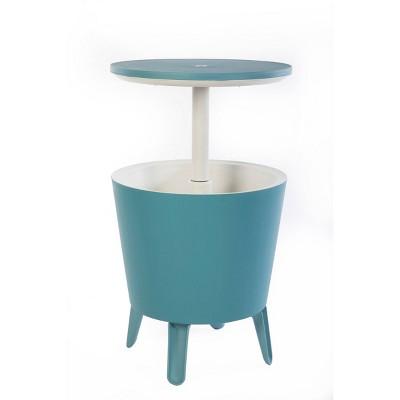 Cool Bar Cooler Bar Table - Teal - Keter