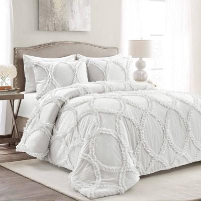 Lush Décor 3pc Riviera Comforter Set