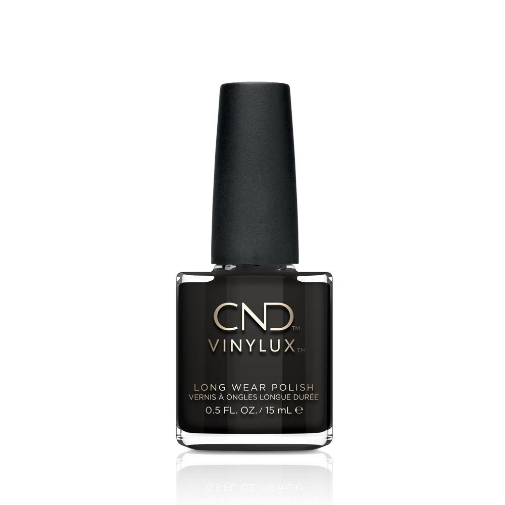 Image of Cnd Vinylux Weekly Nail Color 105 Black Pool - 0.5 fl oz