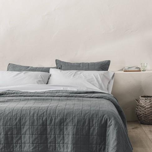 Heavyweight Linen Blend Quilt - Casaluna™ - image 1 of 3