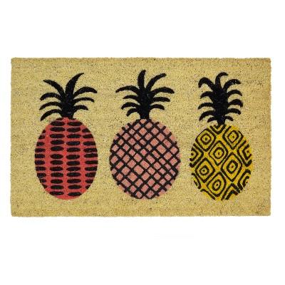 Pineapple Outdoor Doormat - 18 x30  - Room Essentials™