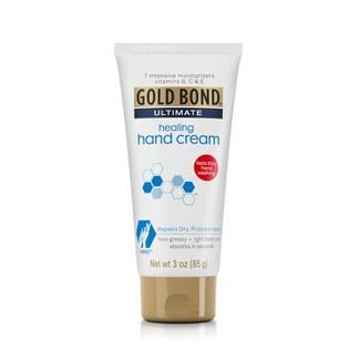 Gold Bond Ultimate Healing Hand Cream - 3oz : Target