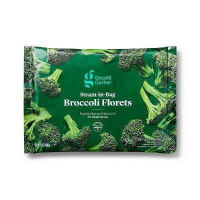 Frozen Broccoli Florets - 12oz - Good & Gather™