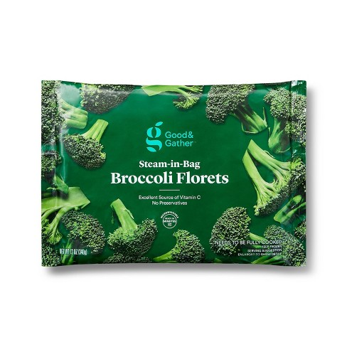 Frozen Broccoli Florets - 12oz - Good & Gather™ - image 1 of 2