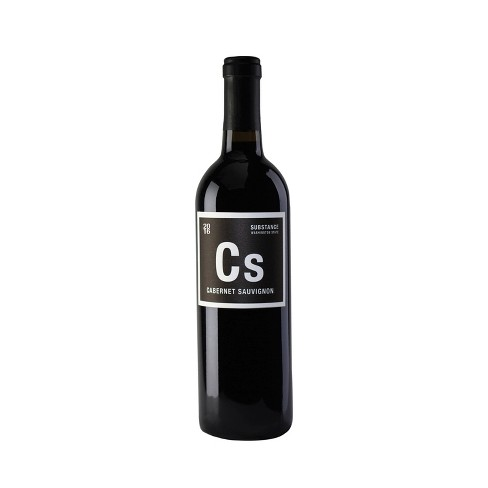 Wine of Substance Charles Smith Cabernet Red Wine - 750ml Bottle - image 1 of 1