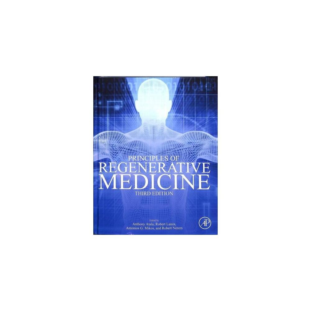 Principles of Regenerative Medicine - 3 (Hardcover)