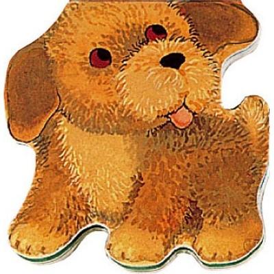Pocket Puppy - (Pocket Pals (Safari Ltd))(Board_book)