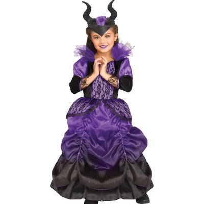 Kids' Wicked Queen Halloween Costume