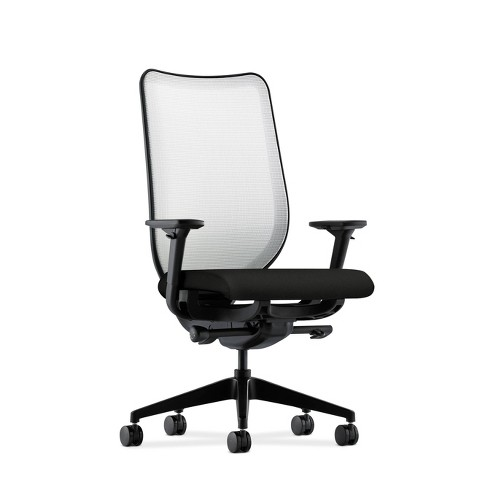 Nucleus Task Chair with Mesh Back Black - HON - image 1 of 1