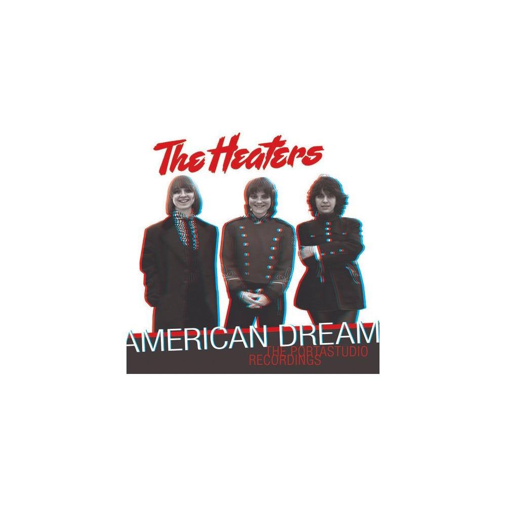 Heaters - American Dream:Portastudio Recordings (CD)