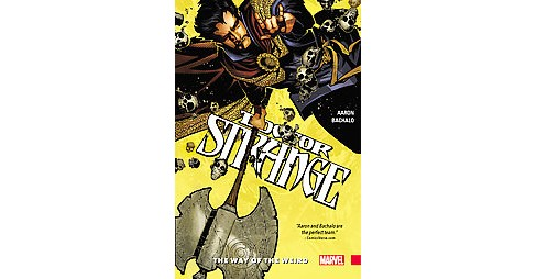 Doctor Strange 1 : The Way of the Weird (Hardcover) (Jason Aaron) - image 1 of 1