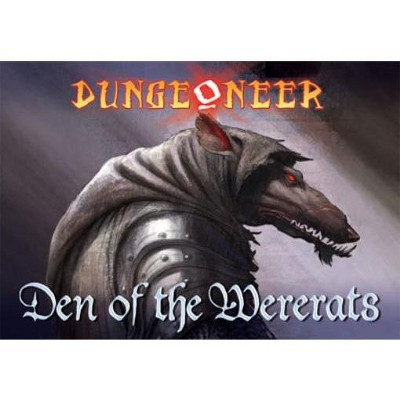 Den of the Wererats (2nd Printing) Board Game