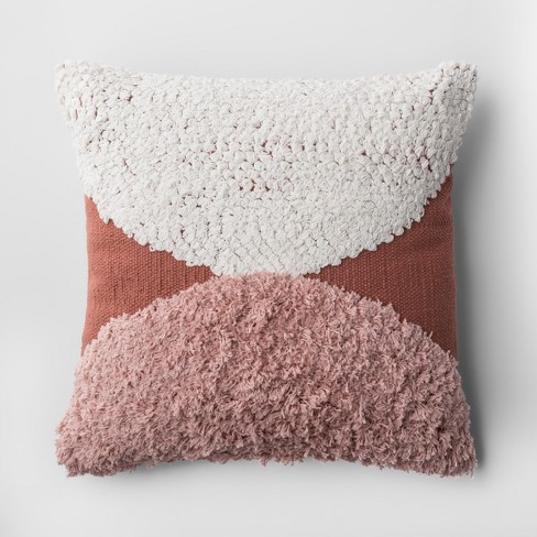 "Carpet Throw Pillow (18"") - Pink - Project 62™ - image 1 of 3"