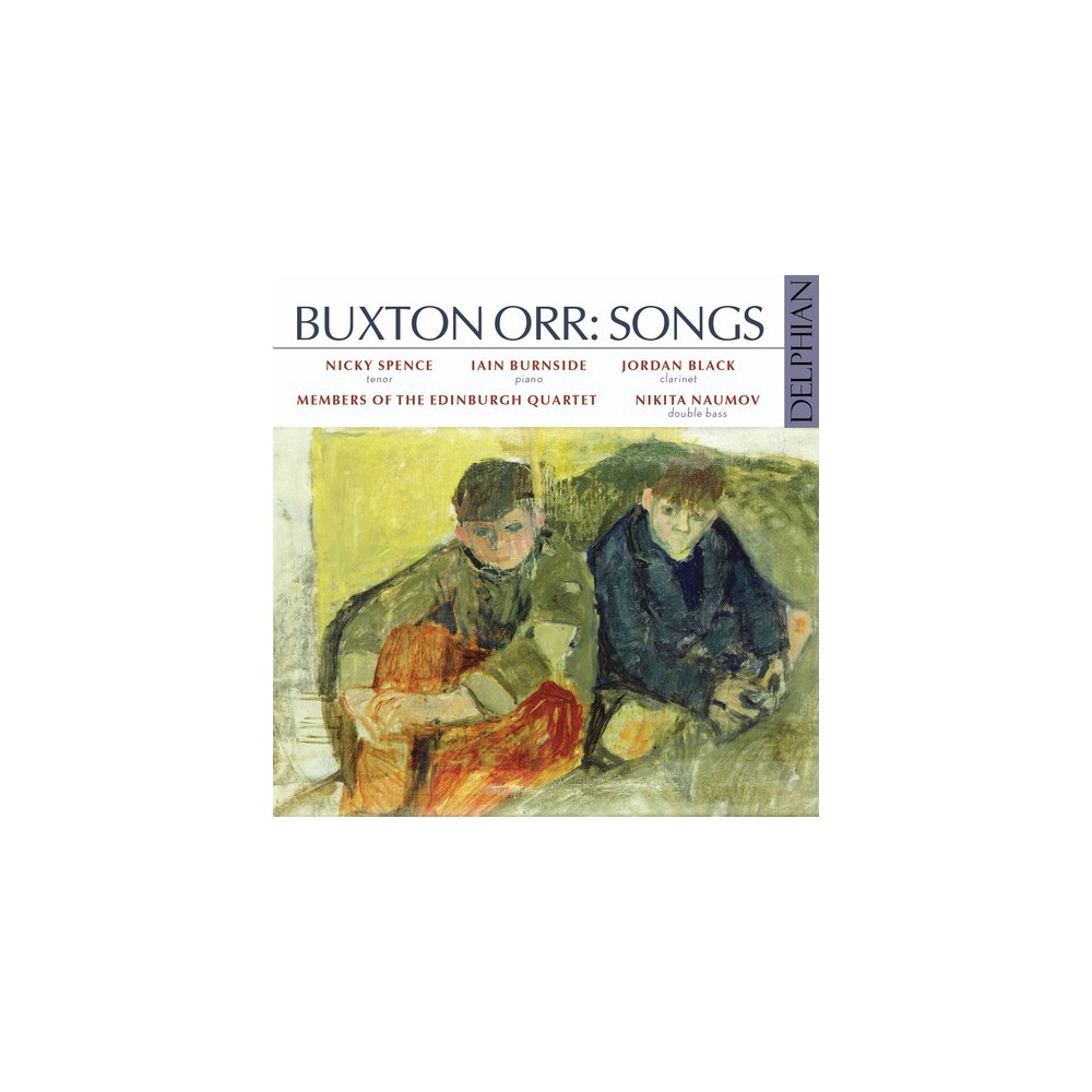Various - Orr:Songs (CD), Classical Music