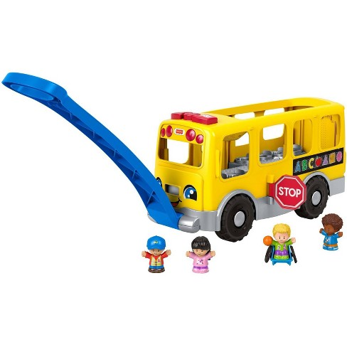 Fisher-Price Little People Big Yellow Bus - image 1 of 4