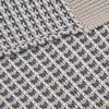 """50"""" x 60"""" Moss Cotton Knit Throw Gray - image 3 of 4"""