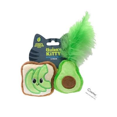 Quirky Kitty Avocado Toast